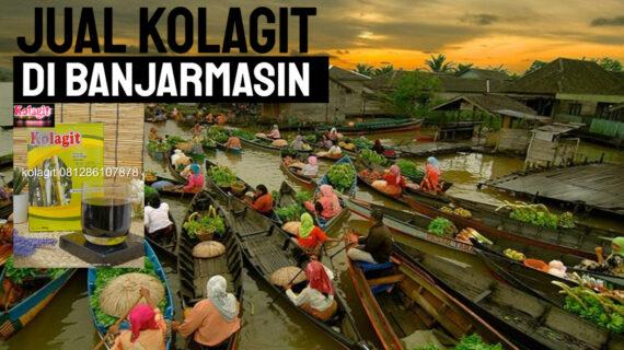 Jual Kolagit Obat Diabetes Di Kalimantan Selatan – Banjarmasin | WA 081286107878